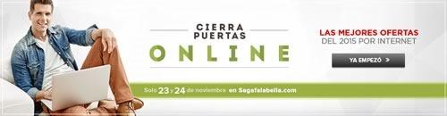 saga falabella cierra puertas online noviembre 2015