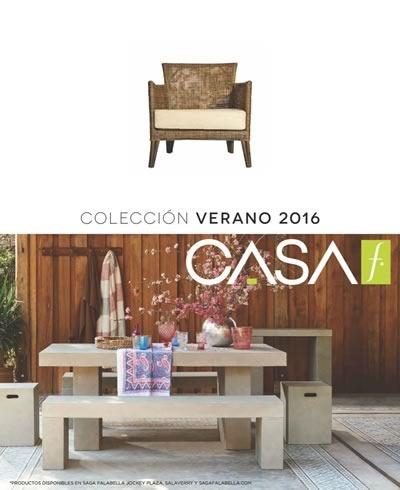 saga falabella coleccion verano 2015 muebles decoracion