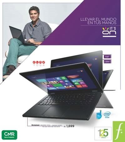 saga falabella computadora mac laptop catalogo agosto septiembre 2014