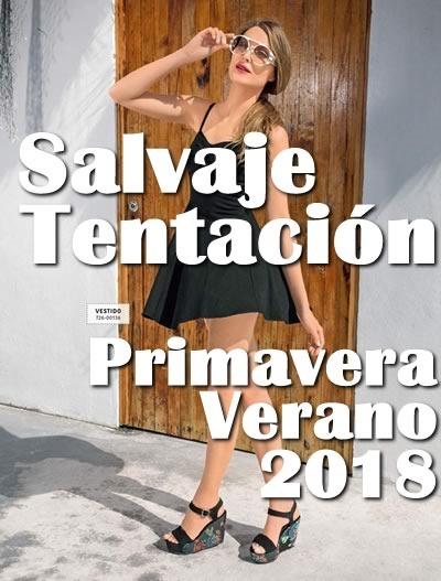 salvaje tentacion zapatos pv 2018