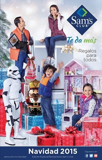 sams club catalogo navidad 2015