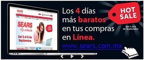 sears ofertas hot sale septiembre 2014 mexico