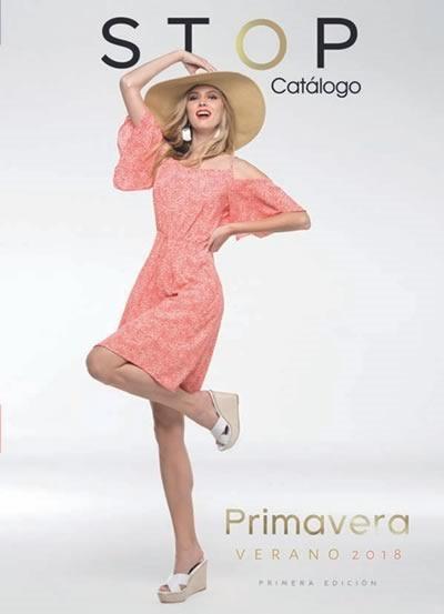 stop catalogo primavera verano 2018 primera edicion