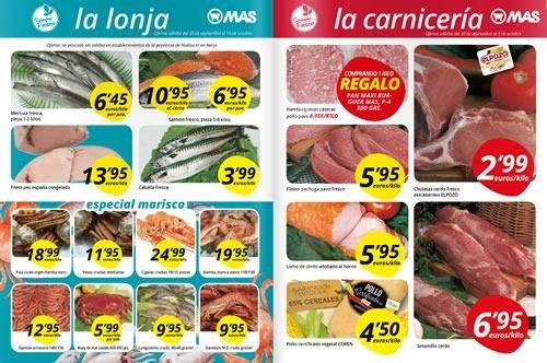 supermercados mas folleto digital octubre 2015 - 01