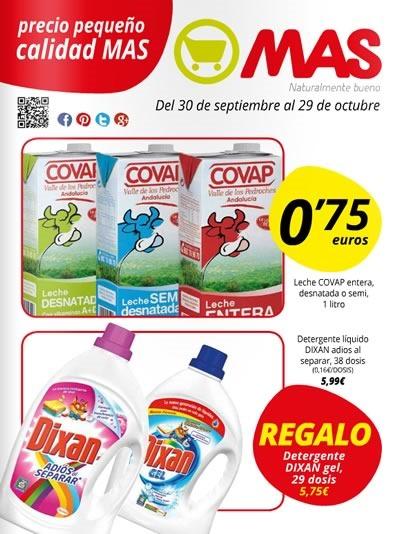 supermercados mas folleto digital octubre 2015