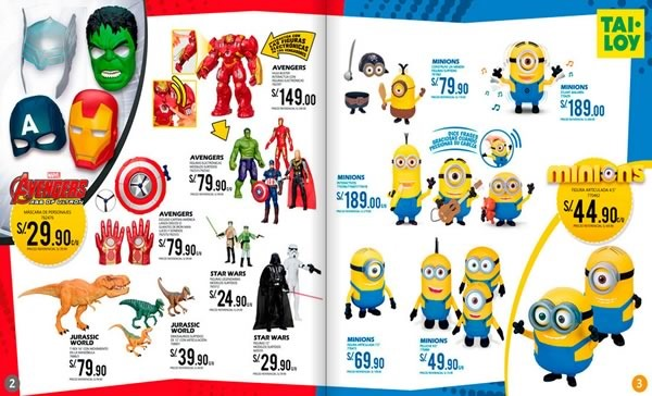 tai loy catalogo juguetes dia del nino agosto 2015 - 01