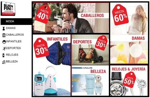 tiendas liverpool ofertas buen fin 2014 mexico