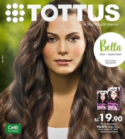 tottus catalogo ofertas belleza marzo 2015