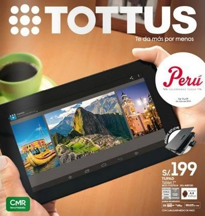 tottus catalogo ofertas julio 2014 electronica tecnologia ropa hogar