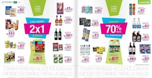 tottus catalogo ofertas supermercado agosto 2015 - 02