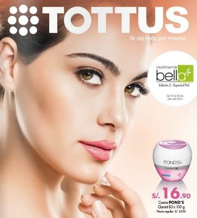 tottus catalogo productos belleza julio 2014