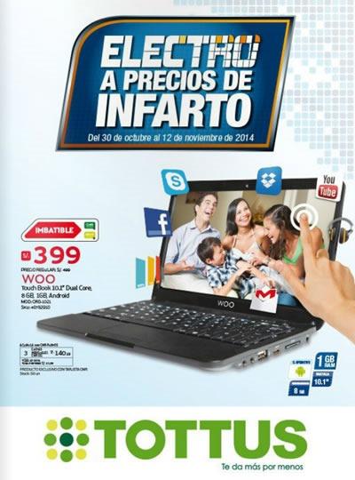 tottus folleto digital electro noviembre 2014 peru