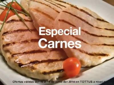 tottus hiper ahorro especial carnes junio 2014