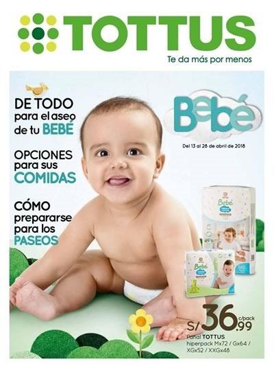 tottus ofertas bebe 280418