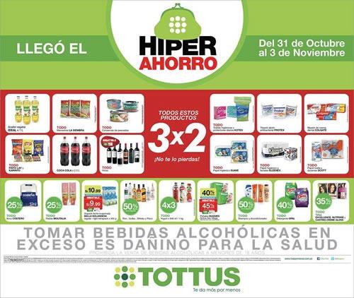 tottus ofertas hiper ahorro noviembre 2013 peru
