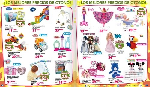toys r us catalogo digital vigente 7 octubre 2015 - 01