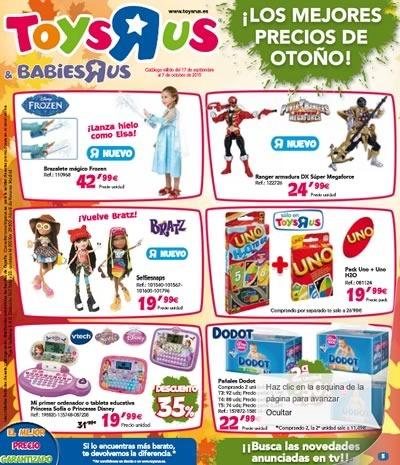 toys r us catalogo digital vigente 7 octubre 2015