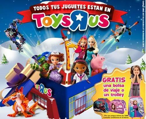toys r us catalogo navidad 2014 en espana