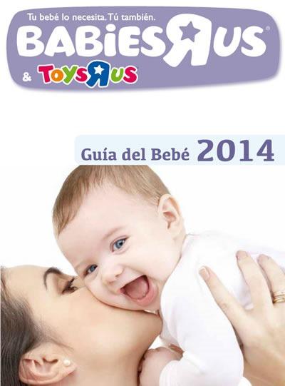 toys r us guia del bebe 2014