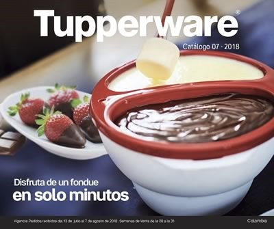tupperware colombia c07 2018