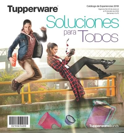 Catalogo tupperware colombia