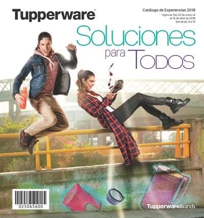 tupperware experiencias 2018 semanas 4 a 15