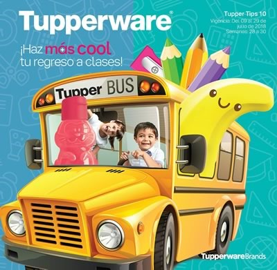 tupperware tupper tips 10 de 2018 de mexico