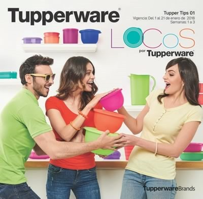tupperware tupper tips 1 de 2018 mexico