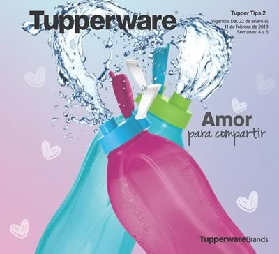 tupperware tupper tips 2 de 2018 mexico