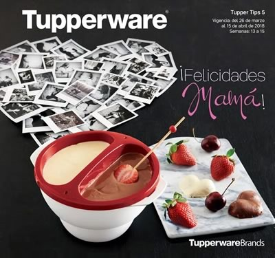 tupperware tupper tips 5 de 2018 de mexico