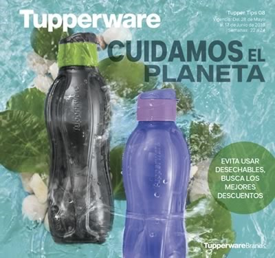 tupperware tupper tips 8 de 2018 de mexico
