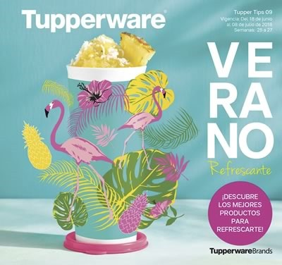 tupperware tupper tips 9 de 2018 de mexico