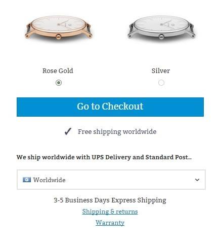 tutorial comprar relojes tienda online daniel wellington - 03