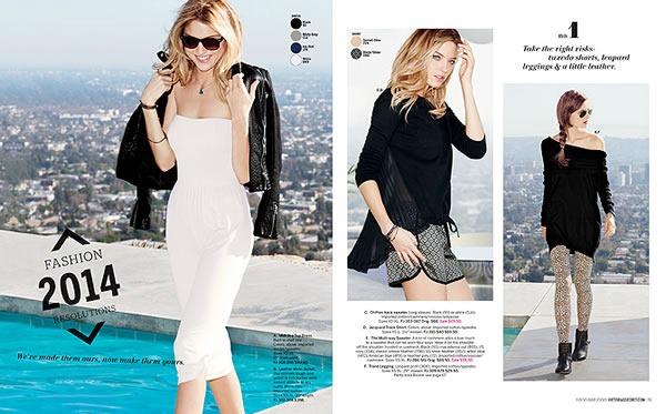 victoria secret catalogo spring lifestyle 2014 usa prendas