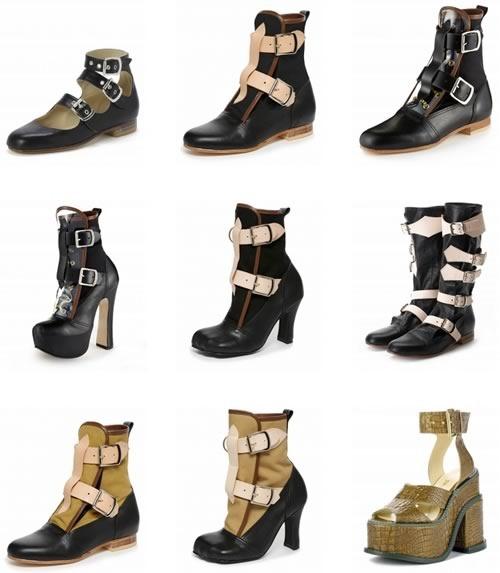 vivienne westwood catalogo zapatos botas tacones - 02