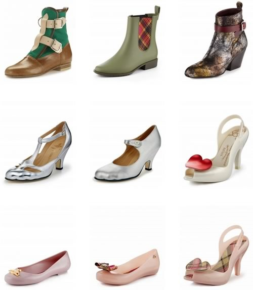 vivienne westwood catalogo zapatos botas tacones - 03