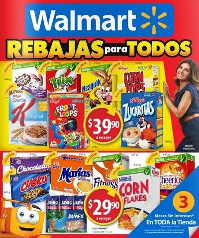 walmart mexico catalogo ofertas julio 2015