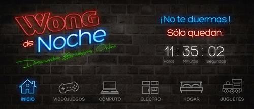 wong de noche ofertas 29 y 30 enero 2015