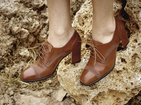 zapatos de mujer patricia coleccion otono invierno 2015 2016 - foto 1