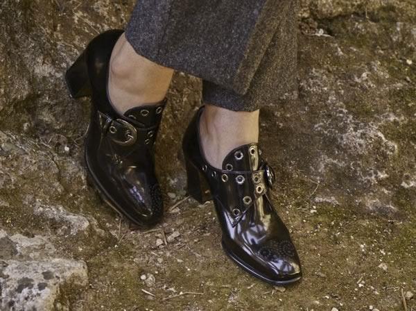 zapatos de mujer patricia coleccion otono invierno 2015 2016 - foto 3